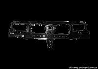 Панель кузова передняя Chery Amulet, A15-5300800 Лицензия