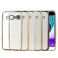 Накладка Electroplating Samsung J510 Silver
