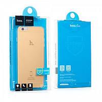 Накладка HOCO Defender Series Frosted iPhone 6 Золотая
