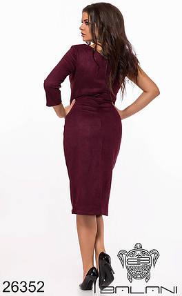Платье миди для полных, фото 2