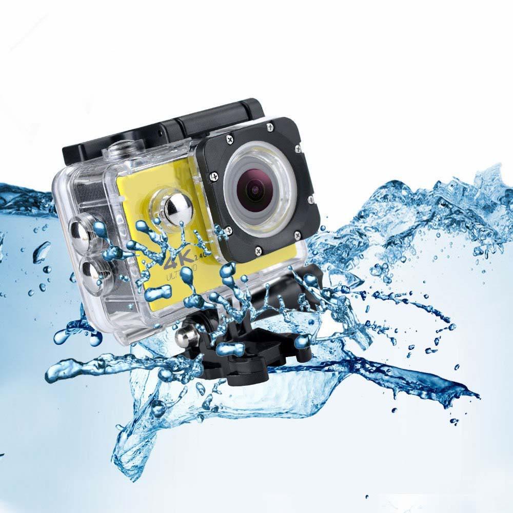 Экшн камера F60R HD 4K с дистанционным управлением 4K Sport DV WIFI Mini