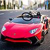 Детский электромобиль M 3903 EBLR-3 Lamborghini, фото 3