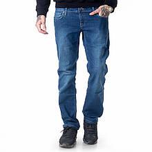 Мужские джинсы Franco Benussi 3325 с низкой посадкой синие
