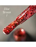 Гель - лак Elise Braun № 001 15 мл