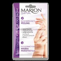 Парафиновая терапия для рук скраб и маска Marion