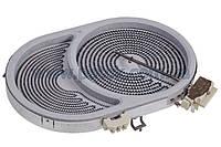 Конфорка для стеклокерамической плиты Samsung DG47-00003A 2400/1500W, фото 1