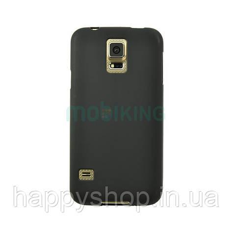 Силіконовий чохол для Samsung Galaxy Grand (GT-I9082/I9080) (Black), фото 2