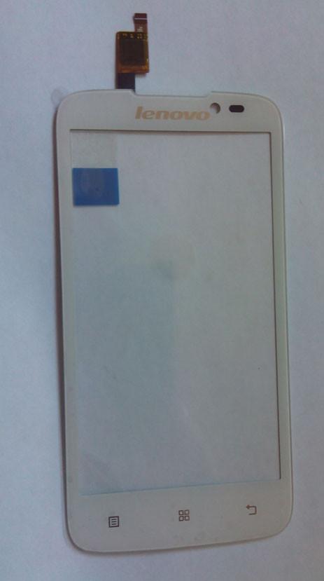 Тачскрин Lenovo A516 сенсор білий тестований