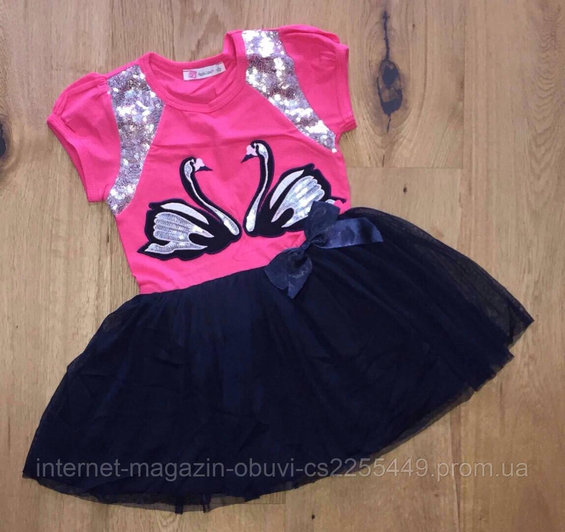 fd123c35f74 Летнее платье для девочек от 98 до 128 см рост - LISA SHOES в Одессе