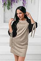 Вечернее платье с турецкого люрекса   (46-54)