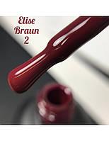 Гель - лак Elise Braun № 002 15 мл