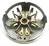 Крышка стартера МТЗ,Т-40 задняя  СТ-24.3708300А (Самара) старого образца