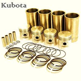 Запчасти для двигателей Kubota (Кубота)