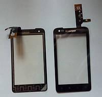 Тачскрин Lenovo A660 сенсор тестований