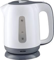 Электрочайник ASTOR HHB 1675 пластиковый чайник электрический бытовой белый 1.7 л