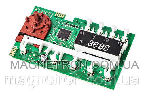Модуль индикации для стиральной машины Indesit C00143086