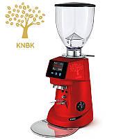 Кофемолка Fiorenzato F64e Rosso (Фиорензато) red красная.