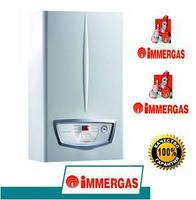 Котлы отопления газовые Immergas Eolo Mini 28(турбо) настенный двухконтурный