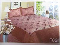 Покрывало евро стандарта CASA DE ROMA с наволочками на кровать