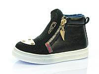 Детские модные ботинки J&G, фото 1