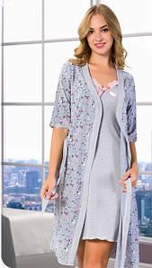 Женские ночнушки и пижамы 2019 года