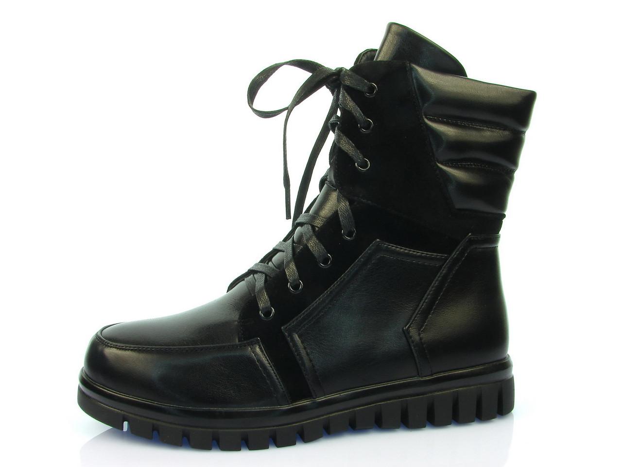 Детские ботинки для девочки B&G