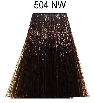 Крем-краска без аммиака Matrix Extra Coverage 504Nw натуральный теплый шатен