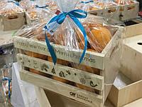 Подарочные ящики для мандарин с гравировкой