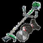 Бензокоса ProCraft Т-4200 Pro 3 ножа + 1 волосінь. Бензокоса ПроКрафт, фото 4