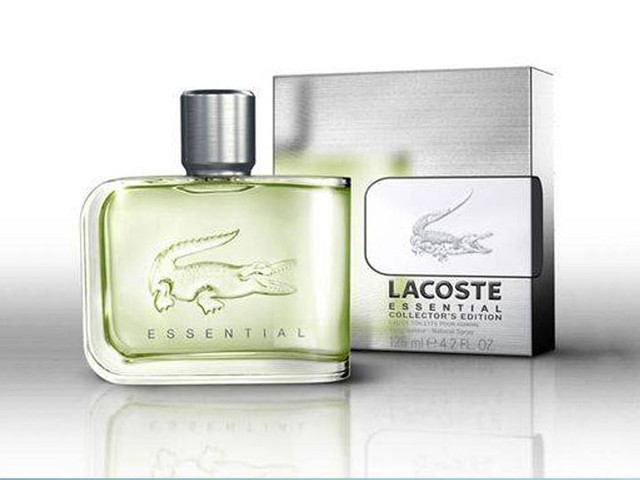 Lacoste Essential Collector's Edition туалетная вода 125 ml. (Лакост Эссеншиал Коллектор'с Эдишн)