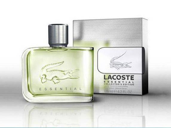 Lacoste Essential Collector's Edition туалетная вода 125 ml. (Лакост Эссеншиал Коллектор'с Эдишн), фото 2