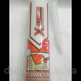 X-Treme Герметик силиконовый универсальный белый 280 мл