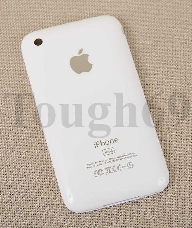 Задняя крышка корпуса iPhone 3G 16GB