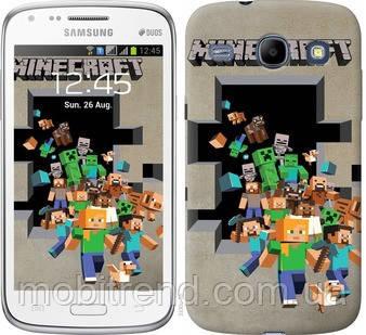 Чехол на Samsung Galaxy Core i8262 Minecraft 6