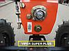 ⭐✅ Мотоблок дизельный ZUBR (Зубр) HT-135 (9 л.с.) ручной стартер с воздушным охлаждением. Отправка по УКРАИНЕ!, фото 4