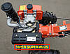 ⭐✅ Мотоблок дизельный ZUBR (Зубр) HT-135 (9 л.с.) ручной стартер с воздушным охлаждением. Отправка по УКРАИНЕ!, фото 5