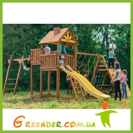 Детский игровой комплекс для улицы Параллель