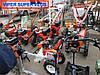 ⭐✅ Мотоблок дизельный ZUBR (Зубр) HT-135 (9 л.с.) ручной стартер с воздушным охлаждением. Отправка по УКРАИНЕ!, фото 10