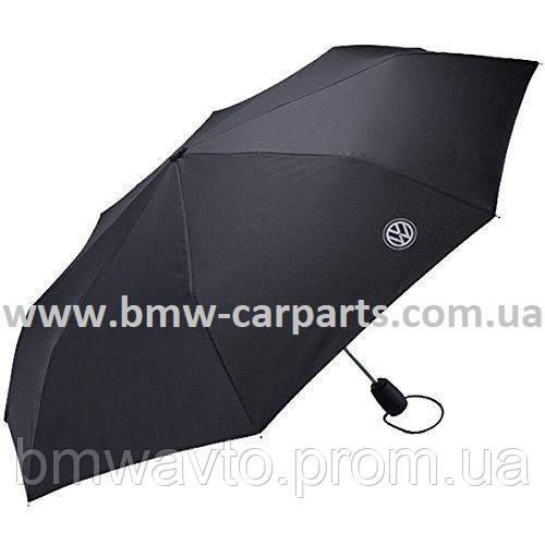 Складной зонт Volkswagen Logo Compact Umbrella, фото 2