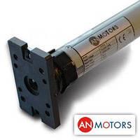 Внутривальный привод AN-Motors NM1/50-12 с механизмом аварийного подъема