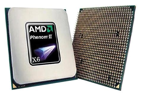 Процессор AMD Phenom II X6 Thuban 1035T, 2600MHz (HDT35TWFK6DGR) AM3, tray