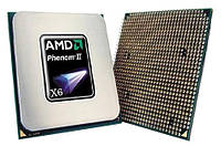 Процессор AMD Phenom II X6 Thuban 1035T, 2600MHz, sAM3