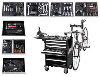Ремонт велосипедов и уход за ними