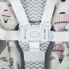 Кресло-качалка Kinderkraft Flo 2в1 (розовое), фото 6