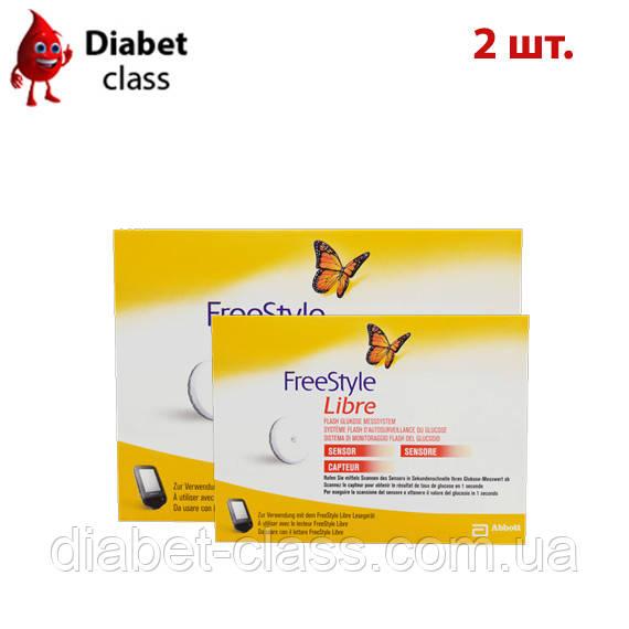 Сенсор FreeStyle Libre (2 упаковки)