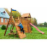 Деревянный детский спортивный комплекс Свобода, фото 8