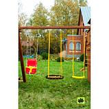Деревянный детский спортивный комплекс Свобода, фото 9