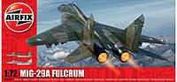 МИГ-29А 'FULCRUM'. 1/72 AIRFIX 04037