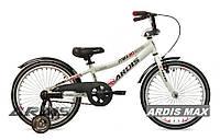 """Ardis MAX 20"""" белый Велосипед детский аллюминиевый, фото 1"""