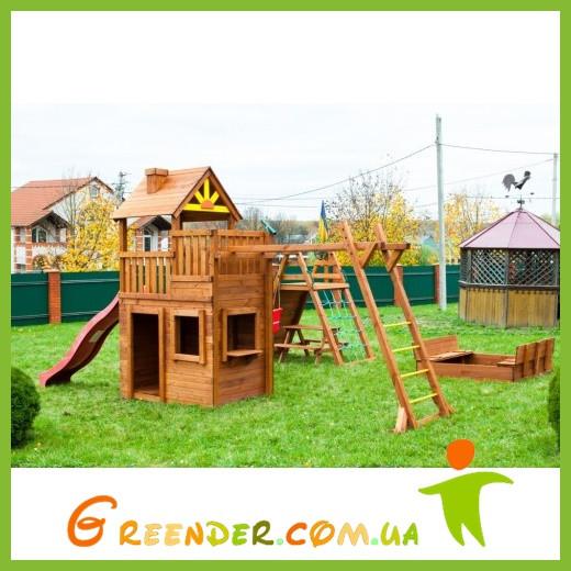 Детские уличные игровые комплексы Свобода 2